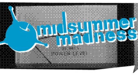 Logo da Midsummer Madness Records