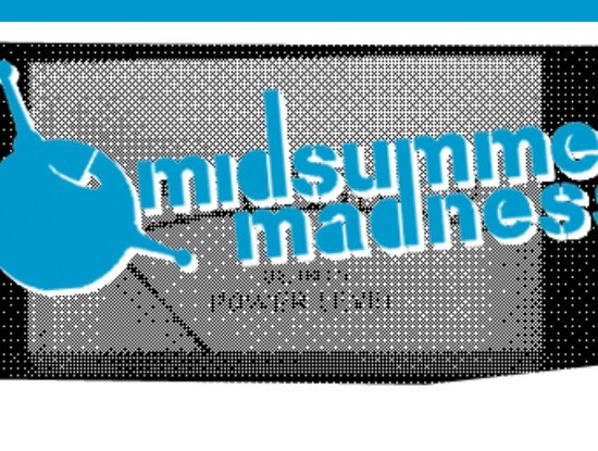 Logo da Midsummer Madness Records