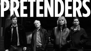 Detalhe da capa de Hate for Sale, The Pretenders