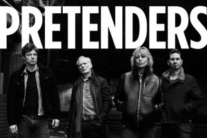 Detalhe da capa de Hate for Sale, The Pretenders
