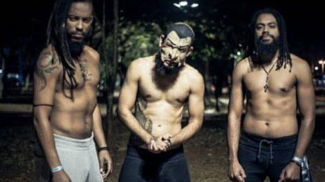 Os integrantes do Black Pantera (Reprodução Facebook)