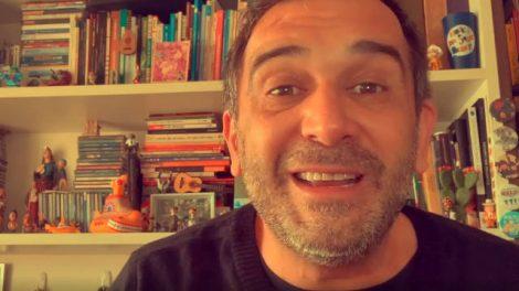 Fabio Freire, fundador do Beatles para Crianças