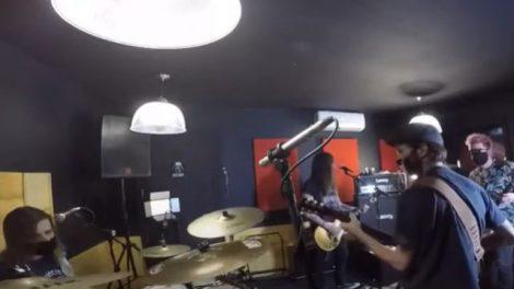 Komodo Queens em live de lançamento (Reprodução)