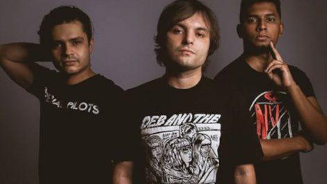 Pedro Roquini, Joey Manzano e Alysson Bruno, da Imperial Pilots (Divulgação)
