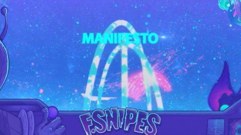 Promoção da música Manifesto, de F.Snipes (Reprodução)