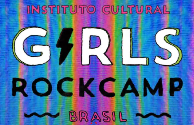 Girls Rock Camp fará evento neste domingo (Reprodução)