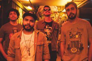 Guilherme, Will, Arthur e Felipe, da Blowdrivers (Divulgação)