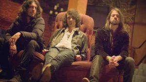 Edu, Victor e Vini, da banda The Velvicks (Reprodução)