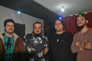 A banda Murdock (Divulgação)