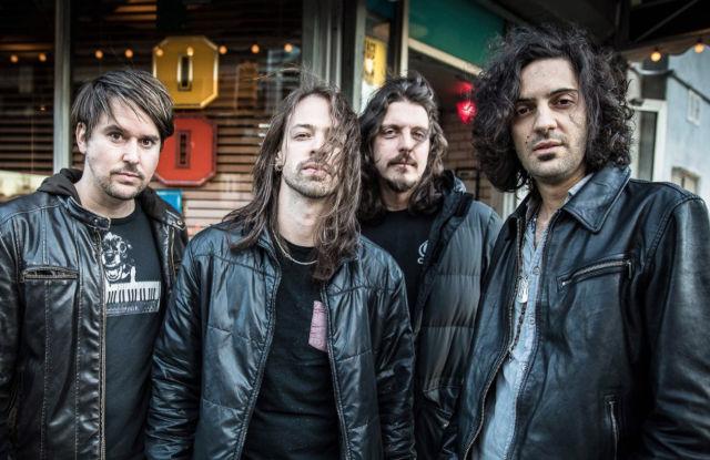 A banda The Velvicks (Divulgação)