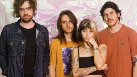 A banda Violet Soda (Juh Gudes Divulgação)