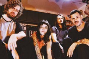 A banda Violet Soda (Redes Sociais)