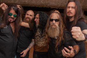 A banda Korzus (Divulgação Site Oficial)