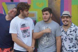 A banda Mangroov, de Recife (Divulgação)