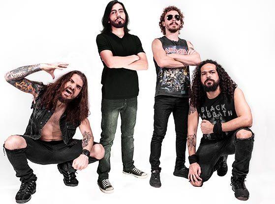A banda Válvera (Leonardo Benaci Divulgação)