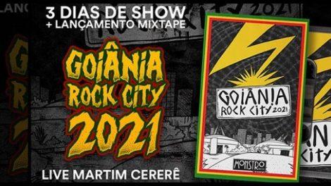 Promoção do Goiânia Rock City (Reprodução)