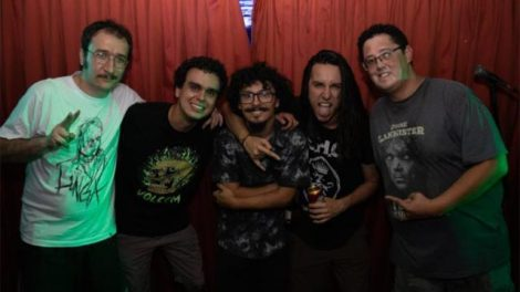 A banda Mad Chicken (Divulgação)