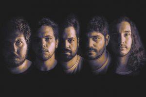 A banda Gods & Punks (Divulgação)