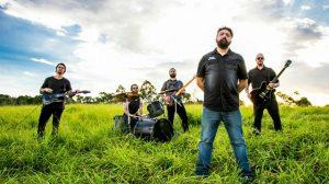 A banda Impavid Colossus (Divulgação)