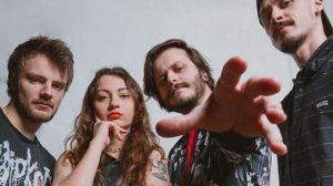 A banda We Are The Cosmos (Divulgação)
